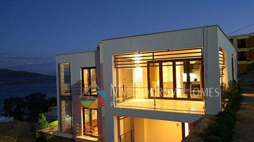 Luxury Duplex villa for weekly or 15 days rent in center of Gumbet Bodrum