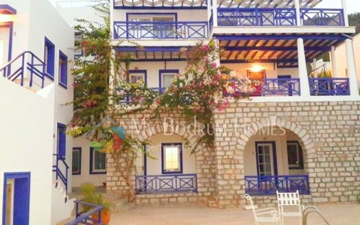 for sale hotel in bodrum