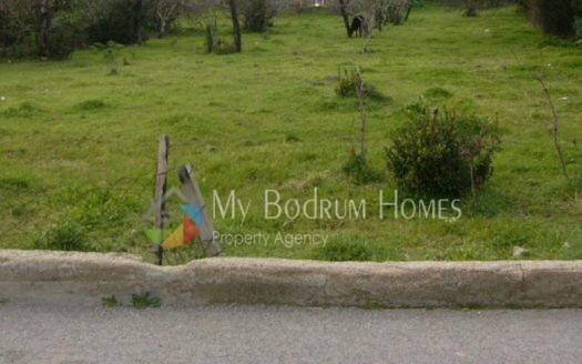 for sale land in bodrum gundogan