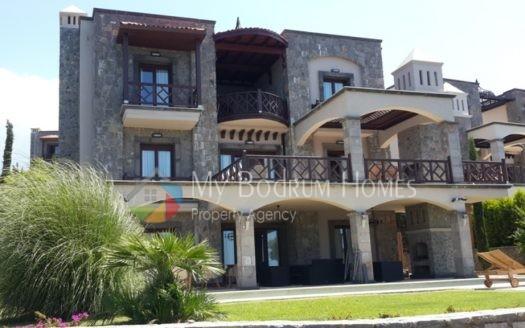 Göltürkbükü 'nde Günlük Haftalık Kiralık Özel Yüzme Havuzlu Villa