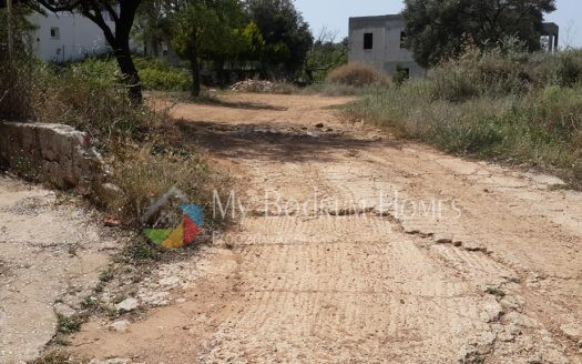 for sale land in bodrum kizilagac village