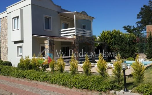 Seasonal Rental Villa with Private Swimming Pool in Bodrum