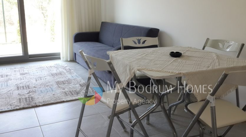 for rent apartment in bodrum torba