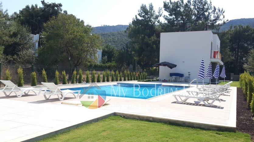 weekly rent apartment in bodrum