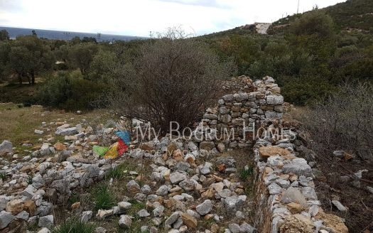 For Sale land for tourism zoning in bodrum