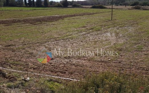 For Sale land in Bodrum Kizilagac district