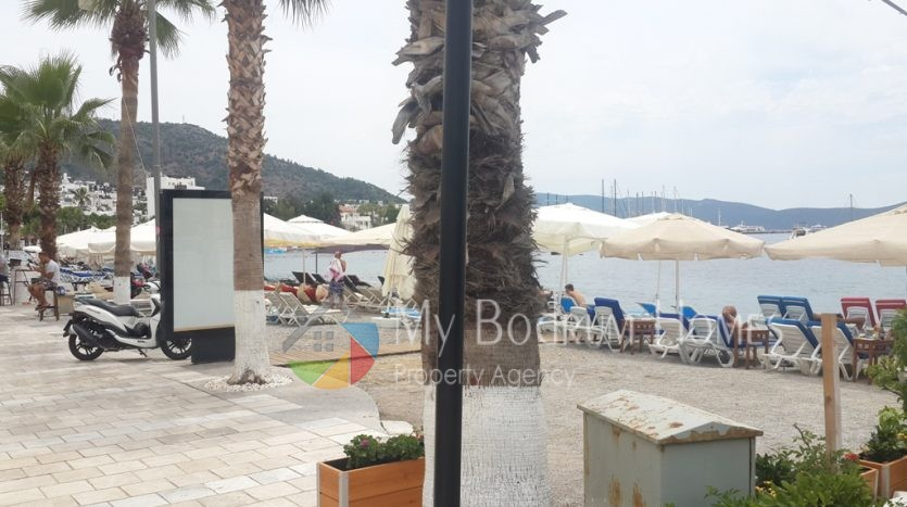 Studio Apartment Daily Rental in Bodrum