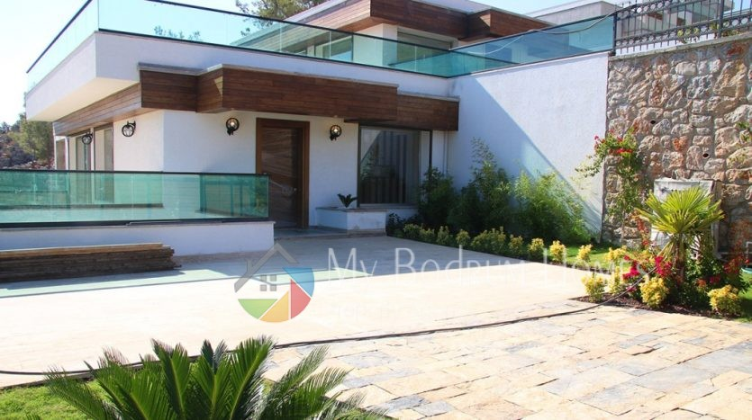 For Sale villa bodrum centre