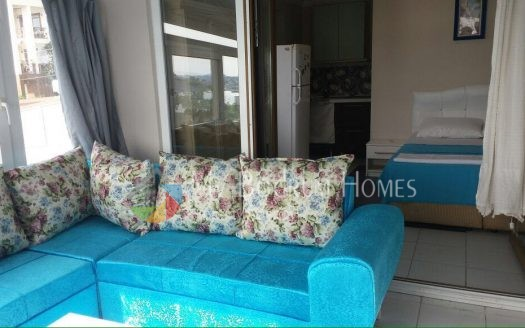 For rent apartment close to sea in bodrum