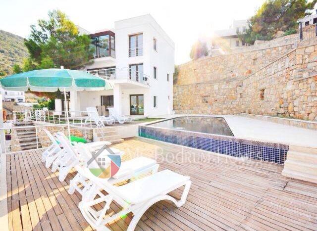 torba da kiralık havuzlu villa