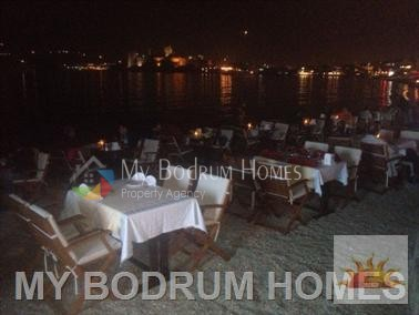 for rent full furnishing restaurant in Bodrum