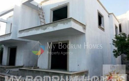 new office for sale in bodrum gumbet