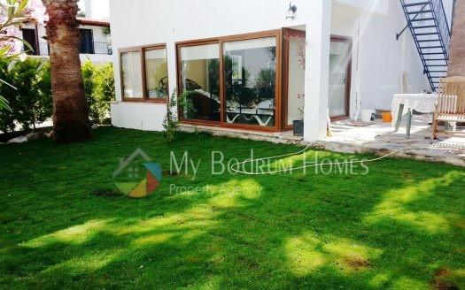 For Sale Triplex Villa in Bodrum Golturkbuku