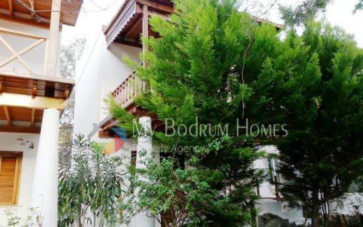 For Sale Detached Duplex Villa in Bodrum Torba 3 rooms