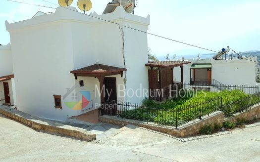 For Sale Detached Triplex Villa in Bodrum Center