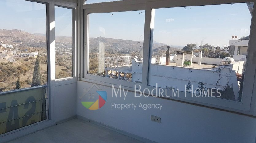New Apartment For Sale in Bodrum Ortakentyahsi 3 Rooms