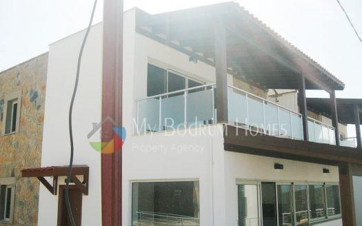 Konacık'ta Satılık Balkonlu Daire Sıfır bina