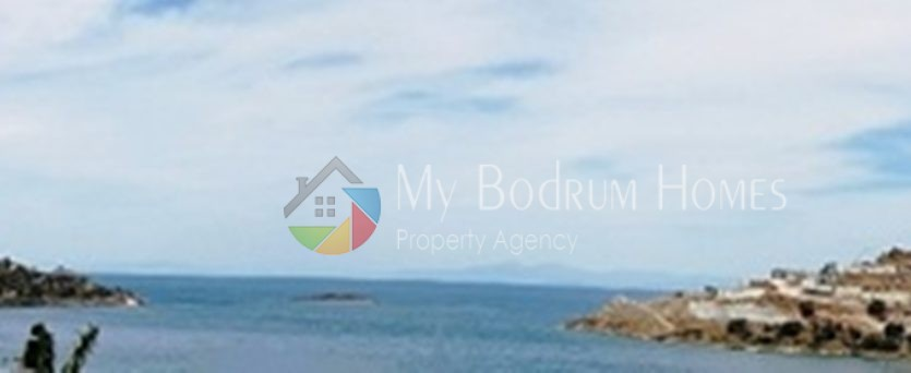 Fully Sea View detached villa for sale in Bodrum Yalikavak
