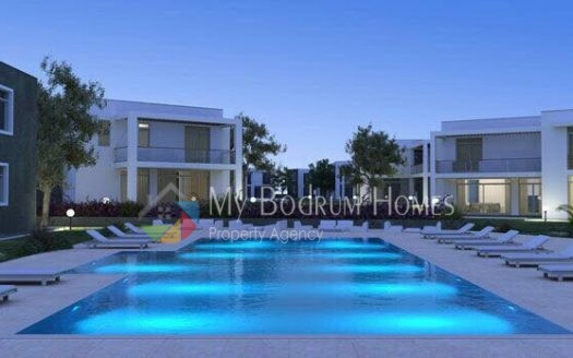 Sea View Detached Duplex Villa For Sale with swimming pool